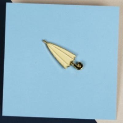 [pinpinpin] 하얀 우산 핀