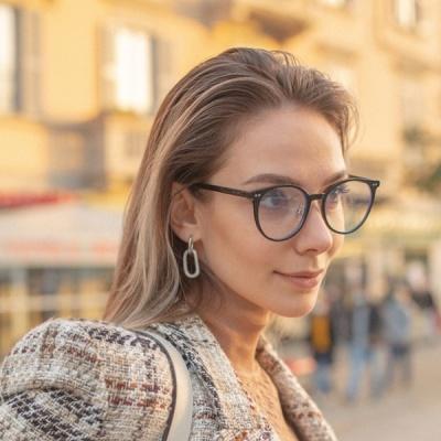 BIJOU RT3033 C1 블루라이트차단 남녀공용 안경