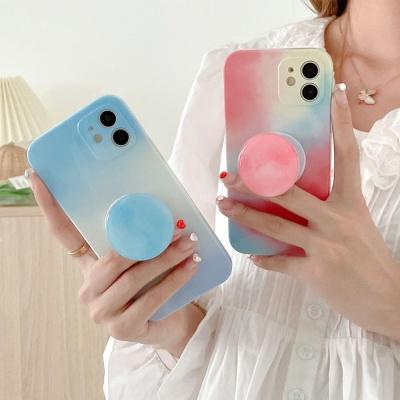 아이폰 12 11 미니 pro max 카메라보호 그립톡 케이스