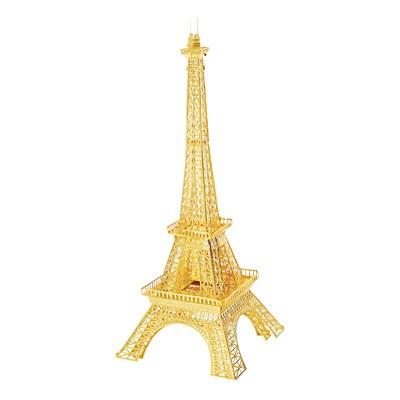 3D입체퍼즐▶ 메탈골드 - 에펠탑 (미니)