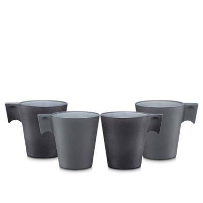 스토니 에스프레소 컵 220ml 4PCS [HA0021]