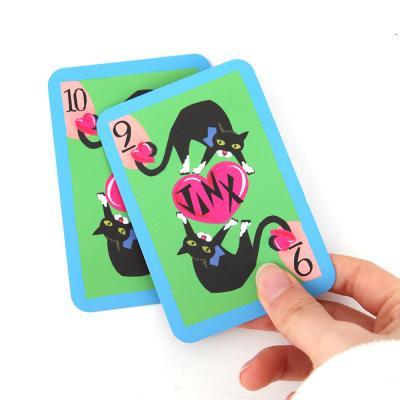 하트 카드게임 / 5세 이상, 2-4인, 유아, 가족