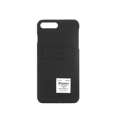 FENNEC C&S iPHONE 7+/8+ CASE - BLACK
