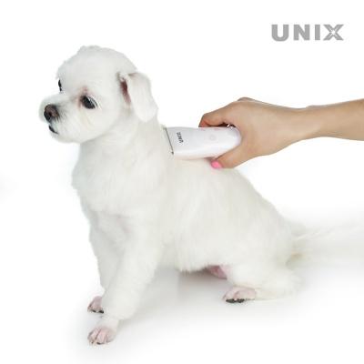 유닉스 저소음 유아용 아기 이발기 강아지 바리깡 UNT