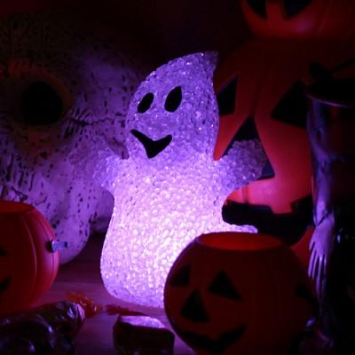 LED장식램프(유령)