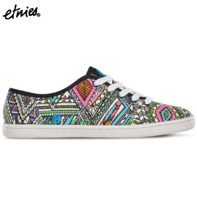 [etnies girls] SENIX D LOW GIRLS (Blue/Black/White)