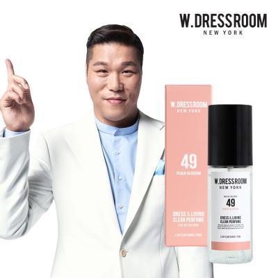 [W.DRESSROOM]드레스퍼퓸 S2 No.49 피치블러썸 70ml