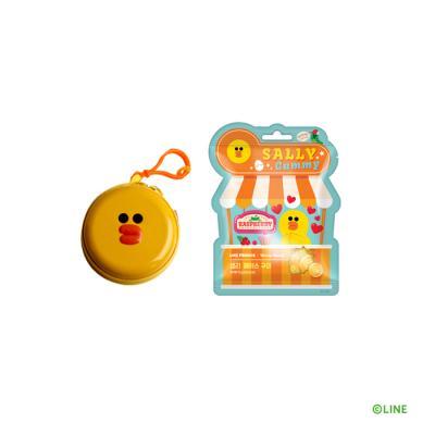 라인프렌즈 샐리2종세트(패키지+코인파우치)