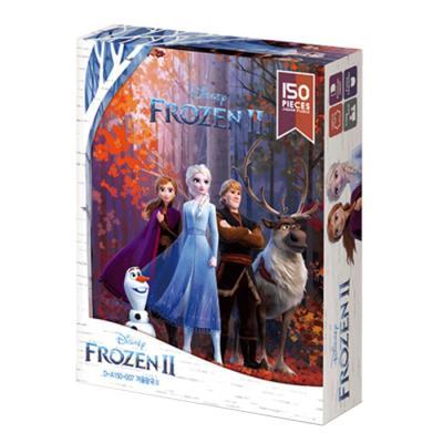 디즈니 겨울왕국2 새로운 여행 150피스 직소퍼즐