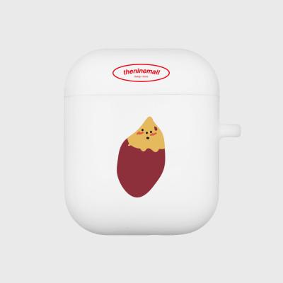 sweet potato 에어팟 케이스[white]