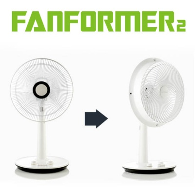 [무료배송] 선풍기가 에어서큘레이터로 변신하는 팬포머2