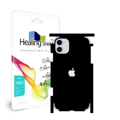 아이폰11 블랙 외부보호필름 후면2매
