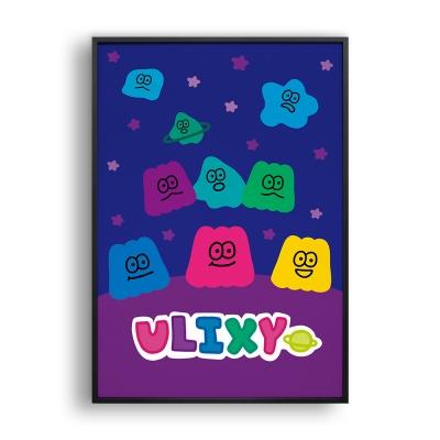 ULIXY! / 일러스트 액자