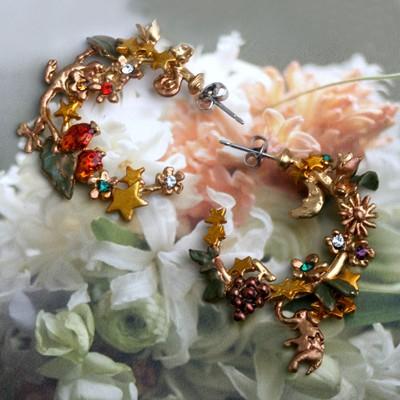 [러쉬룸] [일본직수입/Palnart Poc] flower dream
