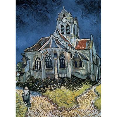1000피스 직소퍼즐 - 오베르 대성당 (초미니)