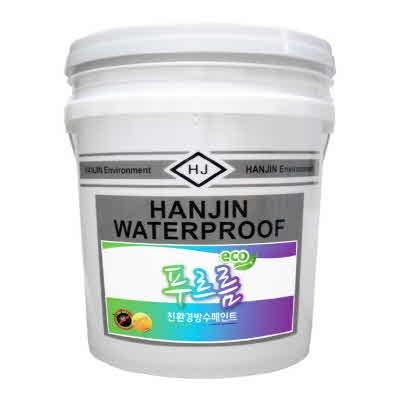 푸르름  단열 항균 방수페인트 18Kg