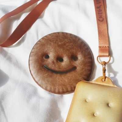 DREAMI MIRROR (COOKIE CHOCO PAINT)