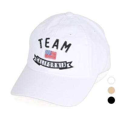 [디꾸보]성조기 팀 자수 볼캡 모자 AC572