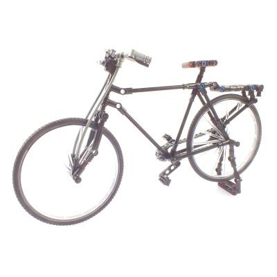 28인치 바이크 자전거 블록 블랙 198PCS
