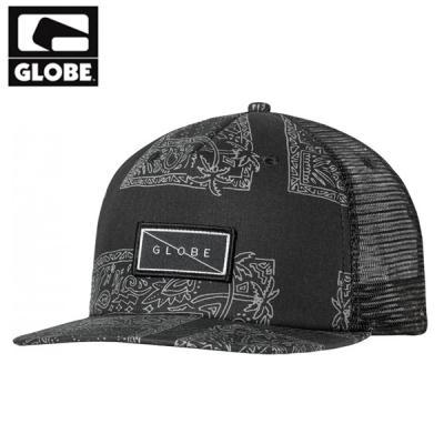 [GLOBE] NELSON TRUCKER CAP (VINTAGE BLACK)
