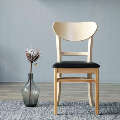 [이노센트플러스] 리브  로슈 원목 의자(1+1)
