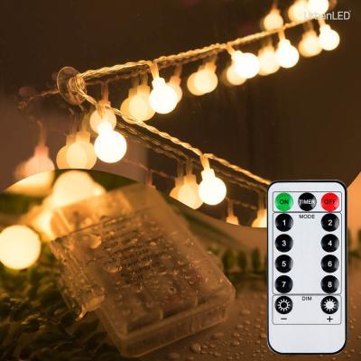 어반 LED 앵두전구 50구 방수형