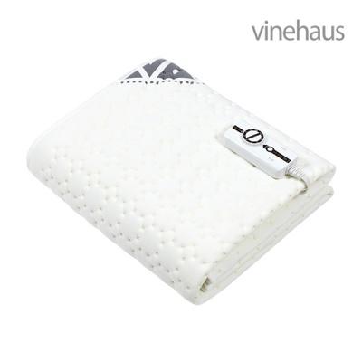 바인하우스 물세탁 슬림웜패드 싱글 전기요 VHB-1701U