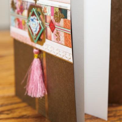 꽃자수 카드 FT3005-456 (3종 한세트)