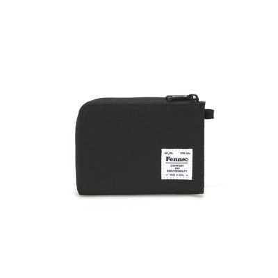 FENNEC C&S MINI WALLET - BLACK