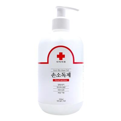 핸드크림이 필요없는 손소독제 500ml/의약외품 식약처