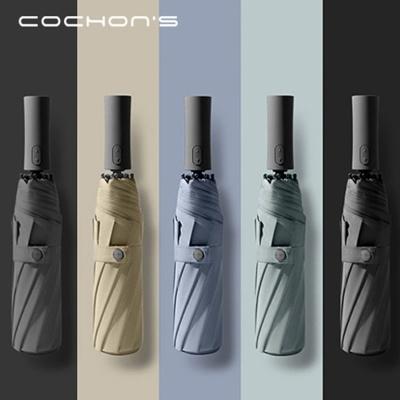 COCHONS M1 3단 자동우산 UPF 30 파스텔우산