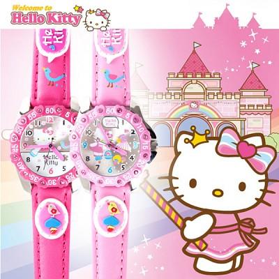[Hello Kitty] 헬로키티 HK-012 시리즈 아동용시계 [본사정품]