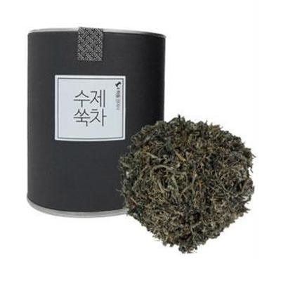 하동 수제 발효 쑥차 잎 30g(지리산 야생쑥차)