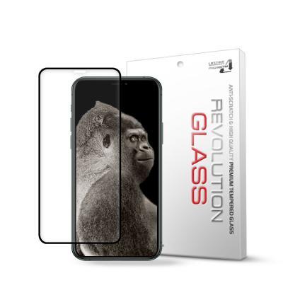 프로텍트엠 아이폰11 2.5D 풀커버 강화유리 필름