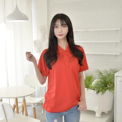 30수 실켓 피케티 (14colors) 남녀공용 티셔츠