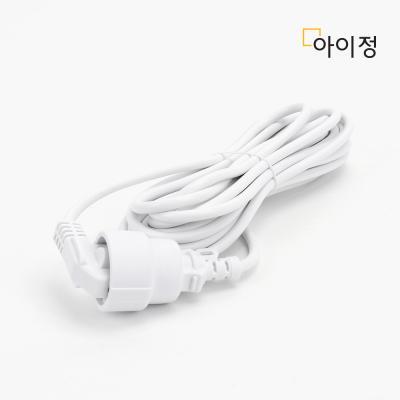 아이정 Tap&Tap 1구 연장선 멀티코드 5M