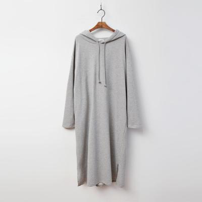 Hoodie Long Dress