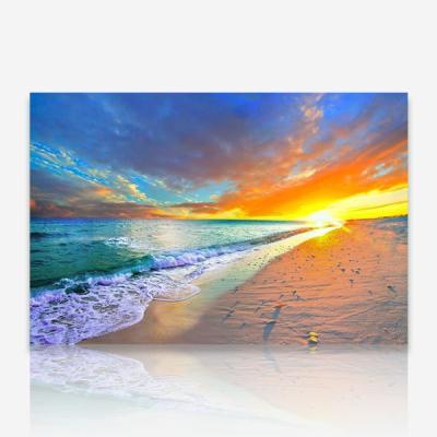 일출의 해변 DIY 보석십자수 십자수 비즈세트