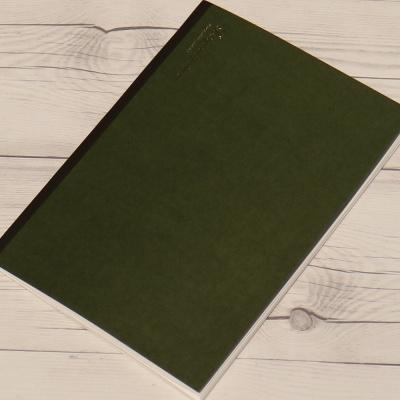 A4-40매 프리미엄 논리노트..나카바야시 실제본노트 로지컬 프라임-라인 hd-8p