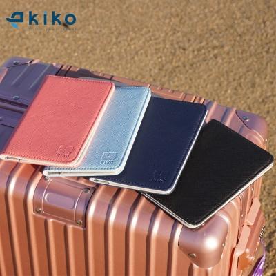 키코캐리어 여행 소품 카드 수납 여권 지갑