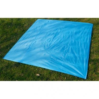 하이온 방수 캠핑매트(블루) (200x210cm)