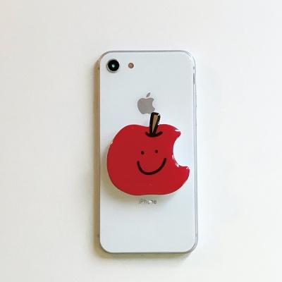 애플이 (입체그립톡)
