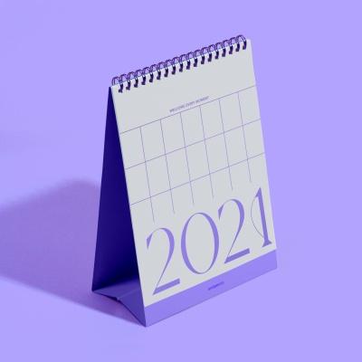 모트모트 한정판 2021 캘린더