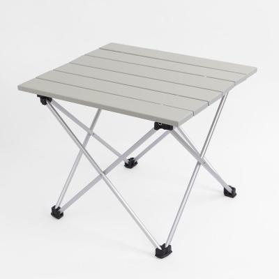 필라라 알루미늄 캠핑테이블 39x34cm 야외 롤테이블