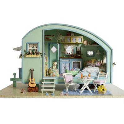 [adico]DIY미니어처 풀하우스 - 캠핑 케러밴