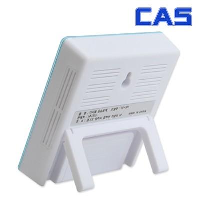 카스(CAS) 디지털 온습도계 TE-301