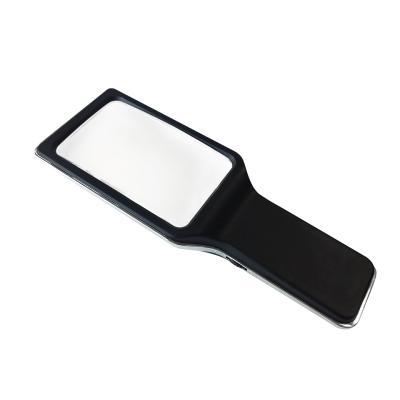 매그니프로 LED 사각손잡이형 확대경 IL021-ET11