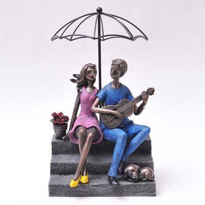 Romance couple 마블 장식인형 CH1544881