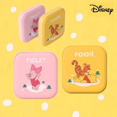 디즈니 손난로 보조배터리 푸우&피글렛 모음전