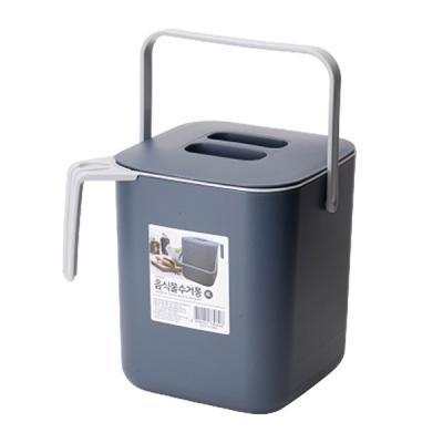 코스마 음식물수거통 4L 음식물수거함/음식물쓰레기통